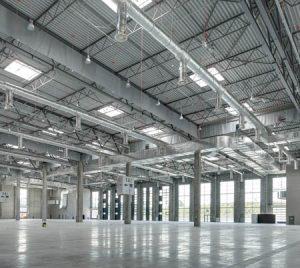 Вентиляция складов и складских помещений