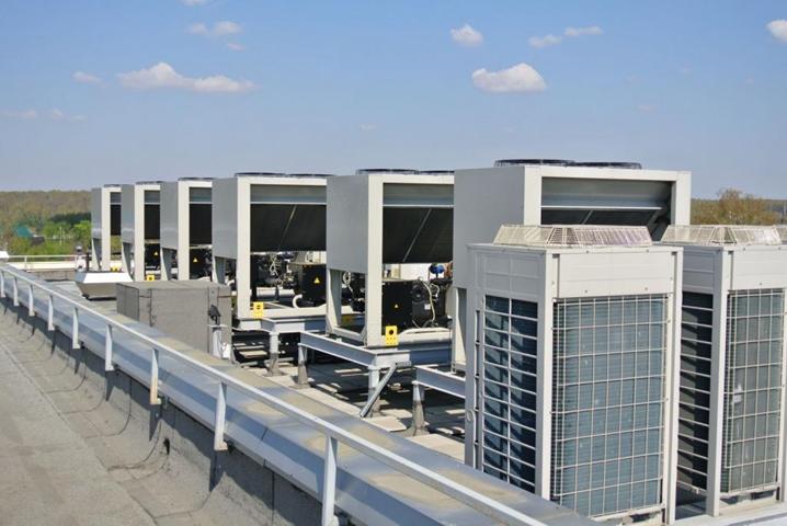 системи промислової вентиляції та кондиціонування