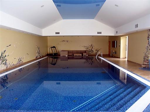 Вентиляция и отопление бассейнов