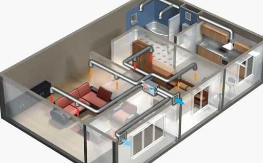 кондиционирование квартир