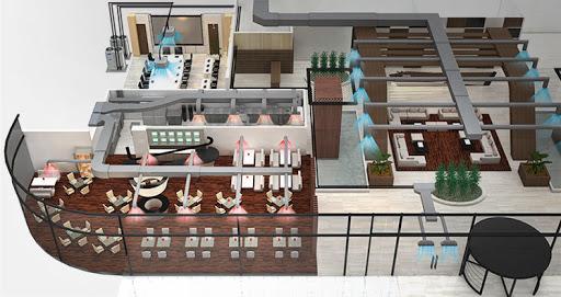 климатические системы отеля