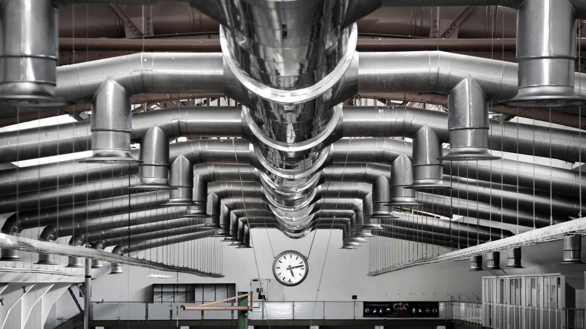 Кліматичні системи для промислових об'єктів