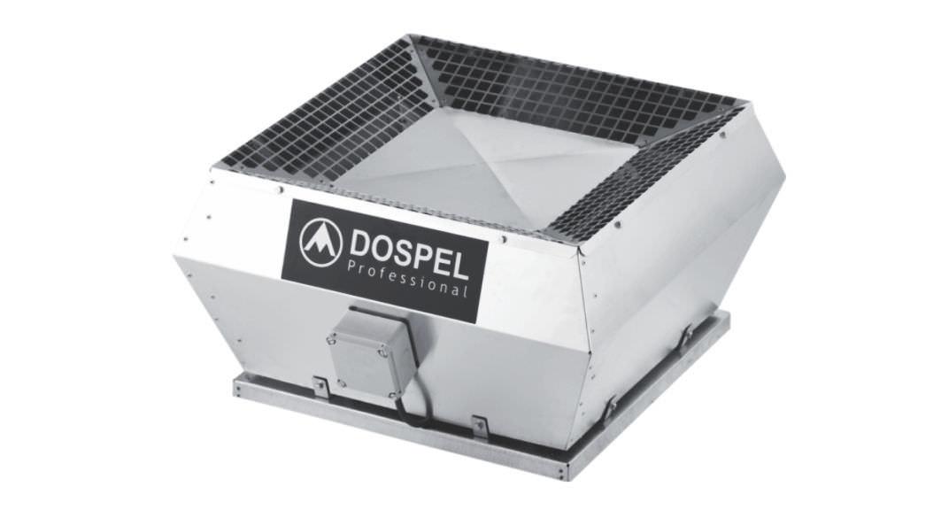Промисловий вентилятор Dospel WDD